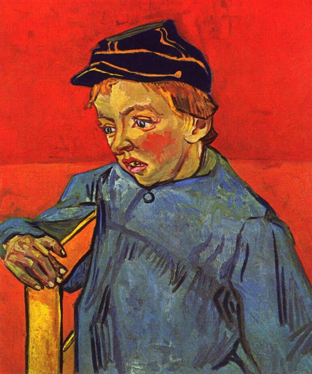"""Van Gogh, """"Camille"""" (c. 1888)"""