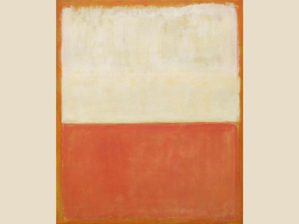"Rothko, ""Untitled"" (1955)"