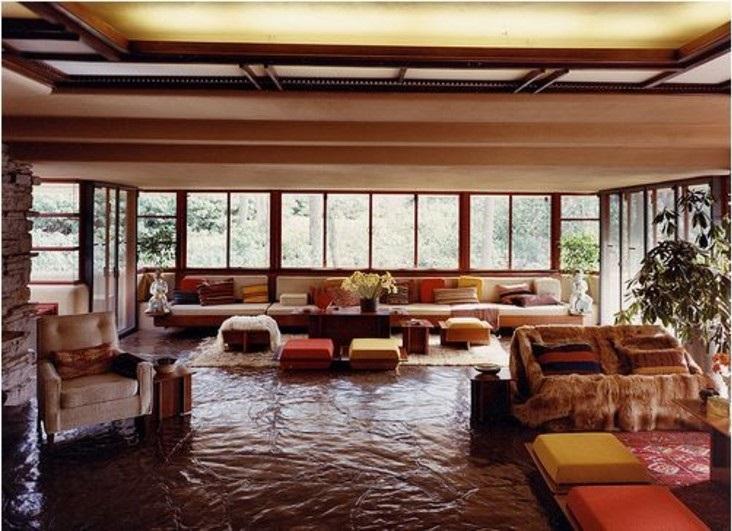 """Frank Lloyd Wright, """"Falling Water"""" (1936-39)"""