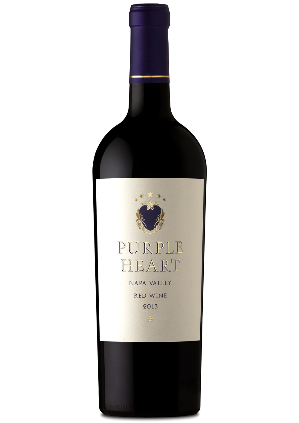 Purple Heart Red Blend