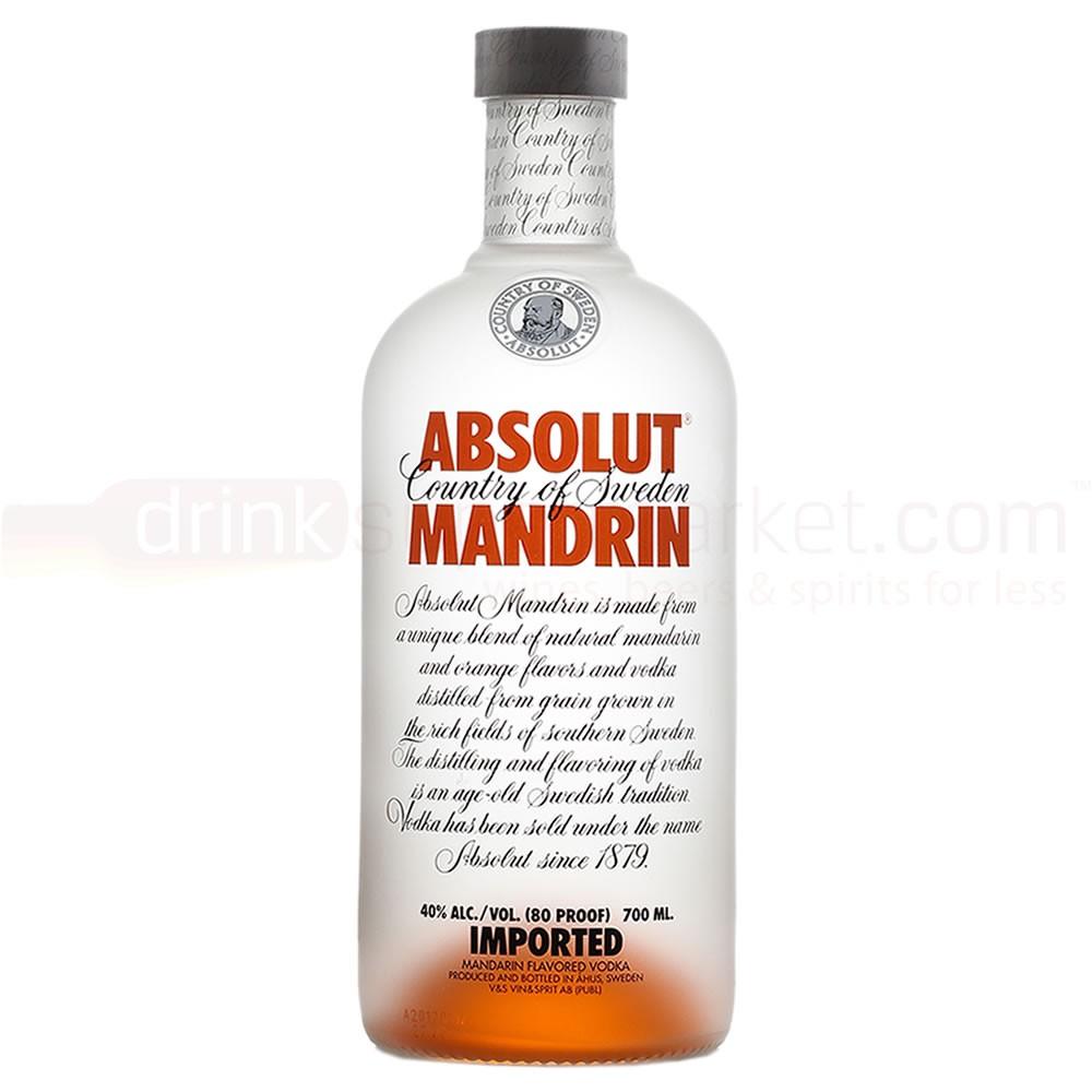 Absolut Mandrine