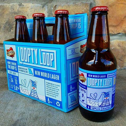 Loopty Loop Lager