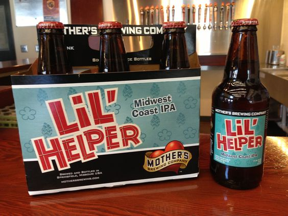 LiL' Helper Midwest Coast IPA