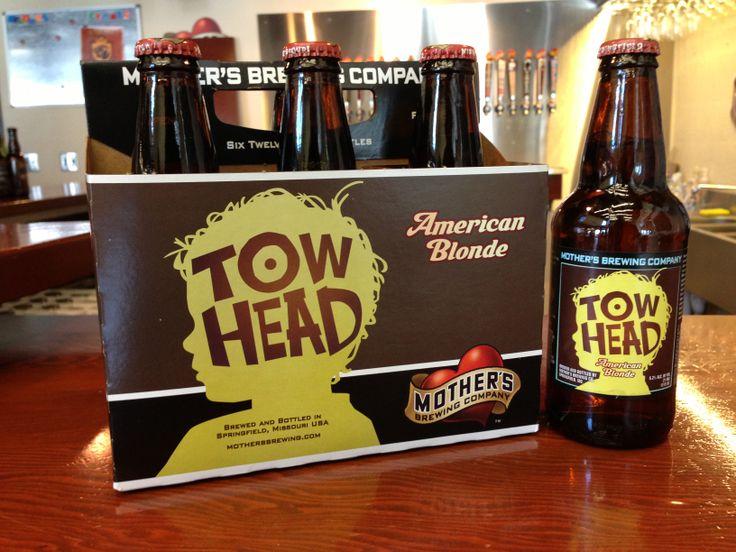 TowHead American Blonde