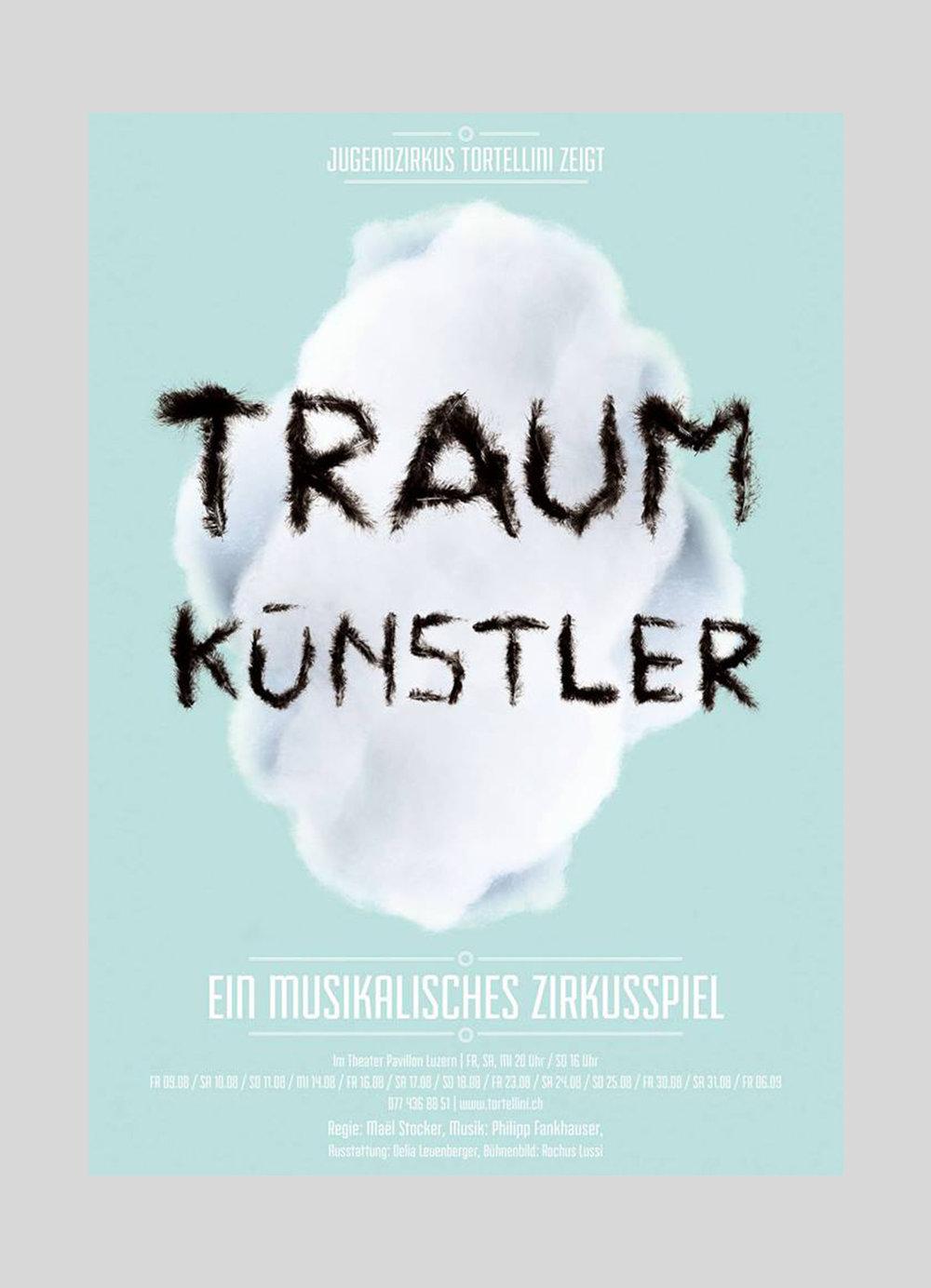 Zirkus Tortellini – Traumkünstler | 2013   Theaterstück des Luzerner Jugendzirkus Tortellini.