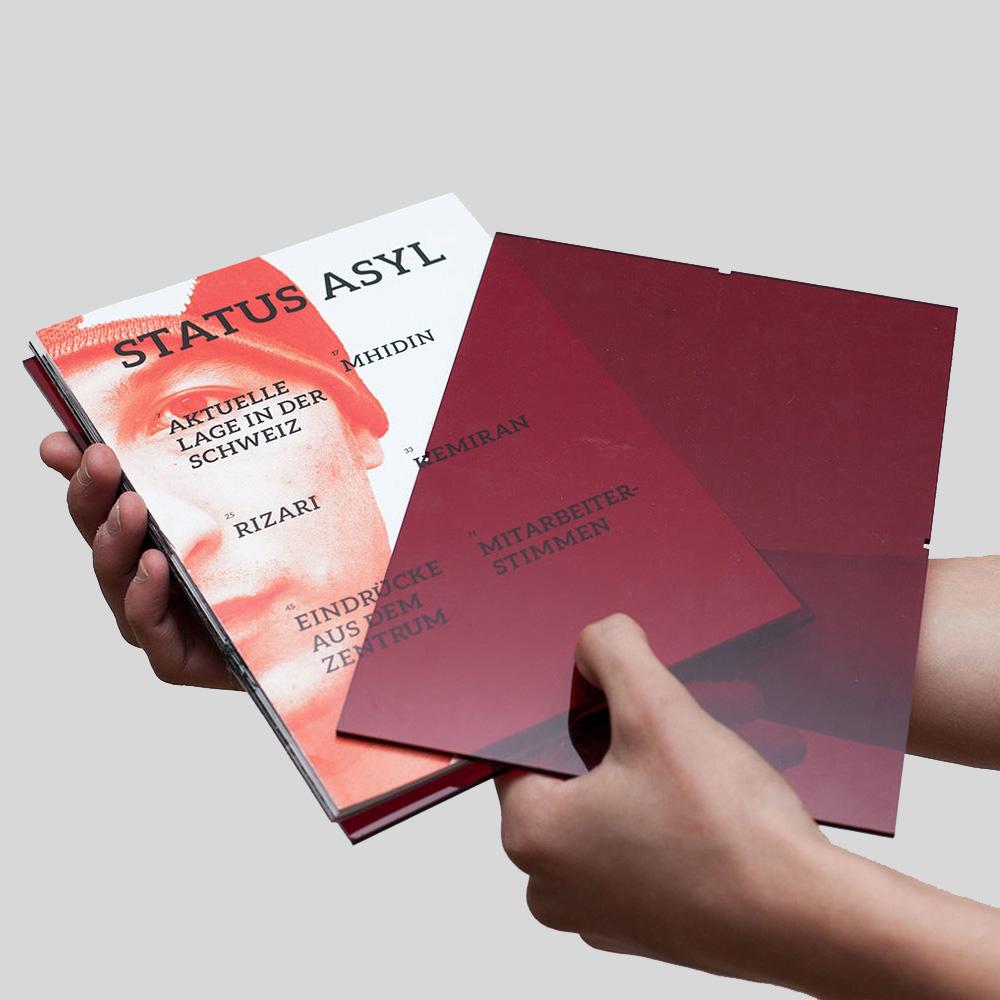 HSLU – Buch «Status Asyl» | 2013/14