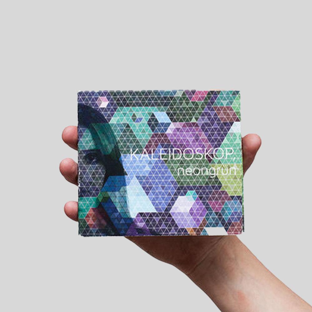 Kaleidoskop – CD-Cover «Neongrün» | 2012