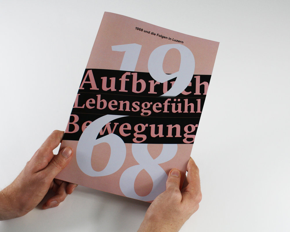 SP60+ – Magazin «1968» | 2018