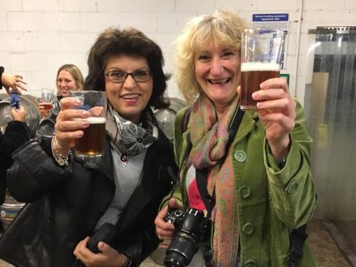 Enjoy locally-brewed ales at Farnham Beerex