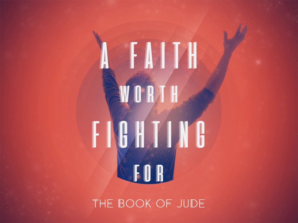 faith worth fighting for