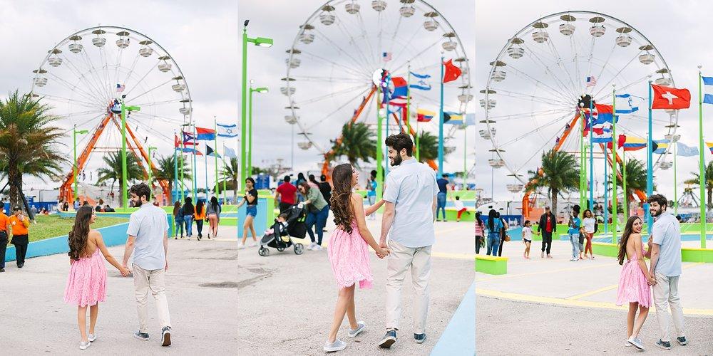 Fort Lauderdale Engagement Photographer