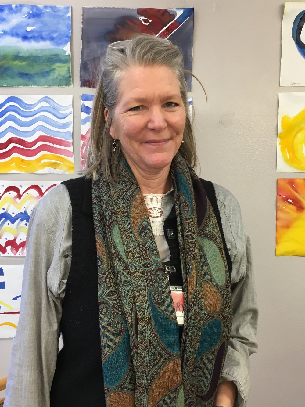 Kathryn Russell: Facilitator