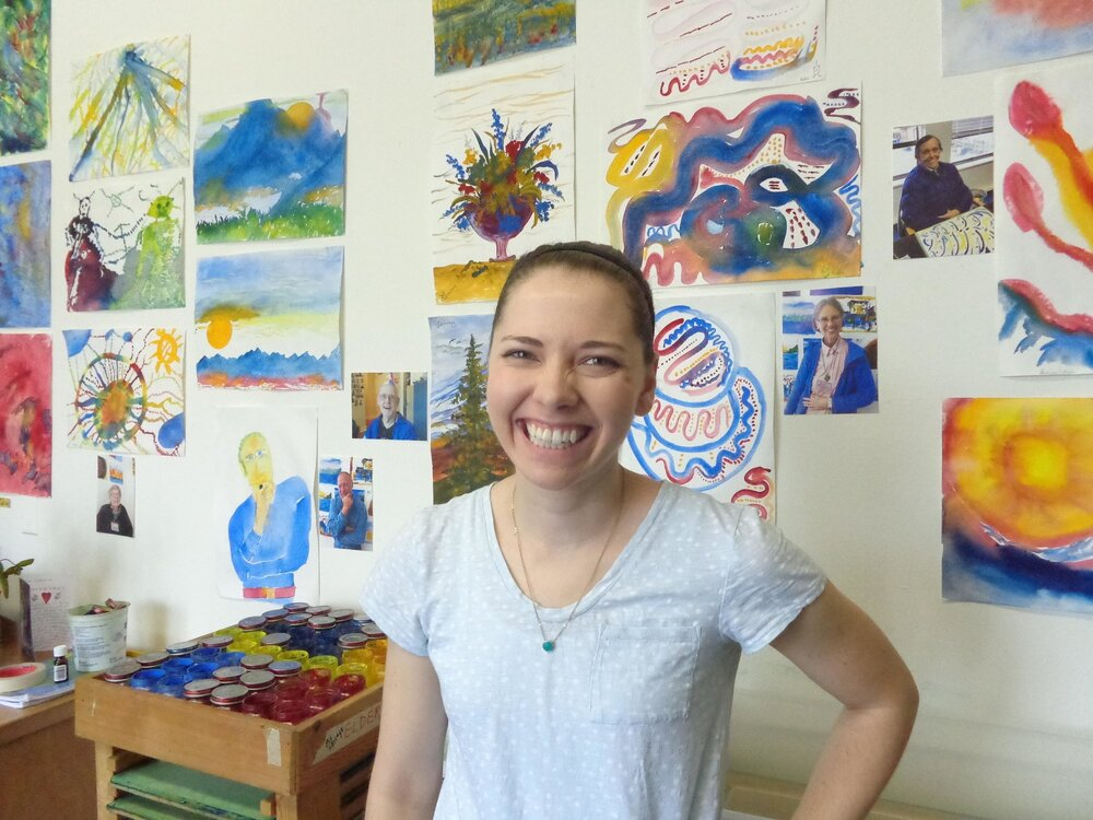Lindsay Waltner: Volunteer Co-Facilitator