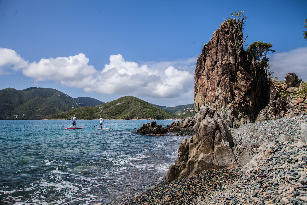 sailing and yoga in the   Virgin Islands    More Info