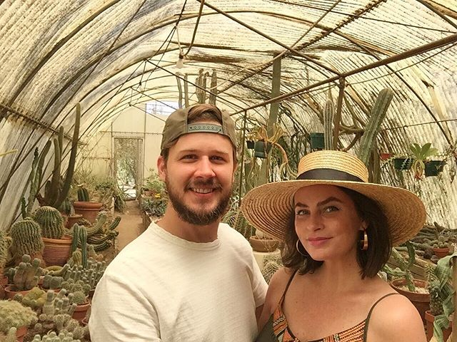 Living our best life at the worlds first cactarium🌵