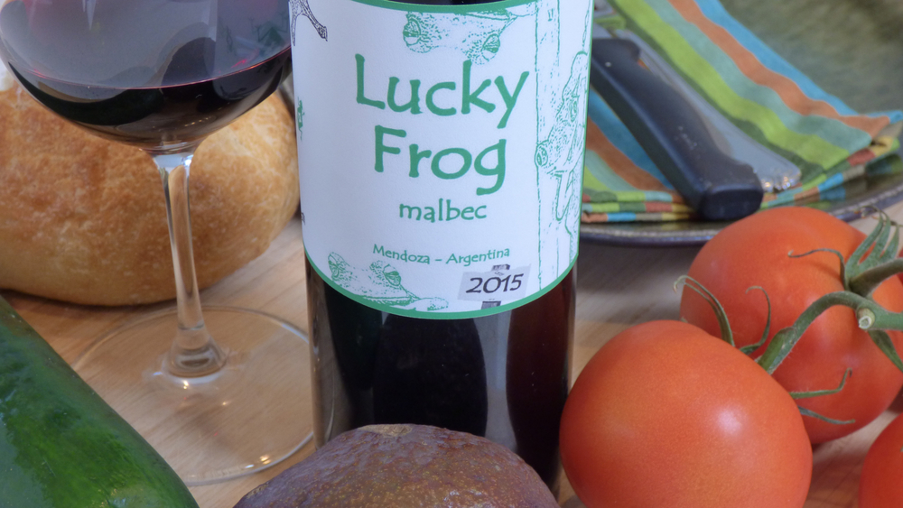 Lucky Frog - Take the Leap in 2016!