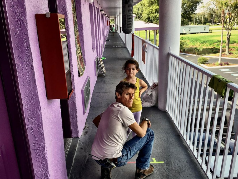 The Florida Project – first look review  A shot of pure cinematic joy from Tangerine director Sean Baker – and a big highlight of the 2017 Cannes Film Festival.