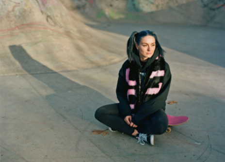 Stefani Nurding - Nicknamed the 'concrete chameleon', pro skater and model Stefani Nurding is trying to balance out a male-dominated industry: using her unique set of skills to bridge a divide between the sexes.