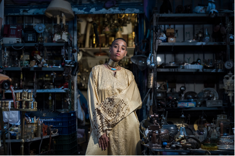 Beyond Afro-futurism - Artist Tabita Rezaire is as unconventional as it gets. Using a mix of technology and traditional African practices, she's determined to counteract the oppressive forces of the internet – while healing herself in the process.