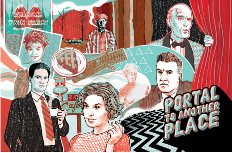 Twin Peaks - Twin Peaks could be the weirdest, most groundbreaking TV series ever made. Now that a long-awaited return cements its cultural legacy, co-creator Mark Frost is ready to offer some closure.