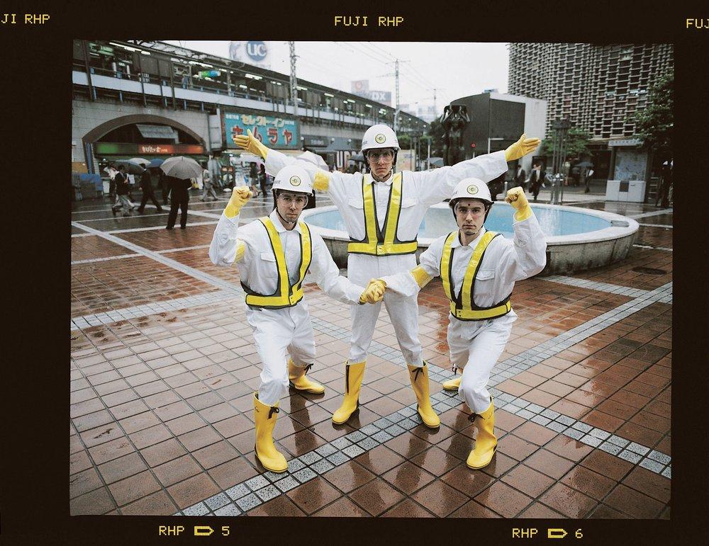 Beastie Boys Huck Interview 2019