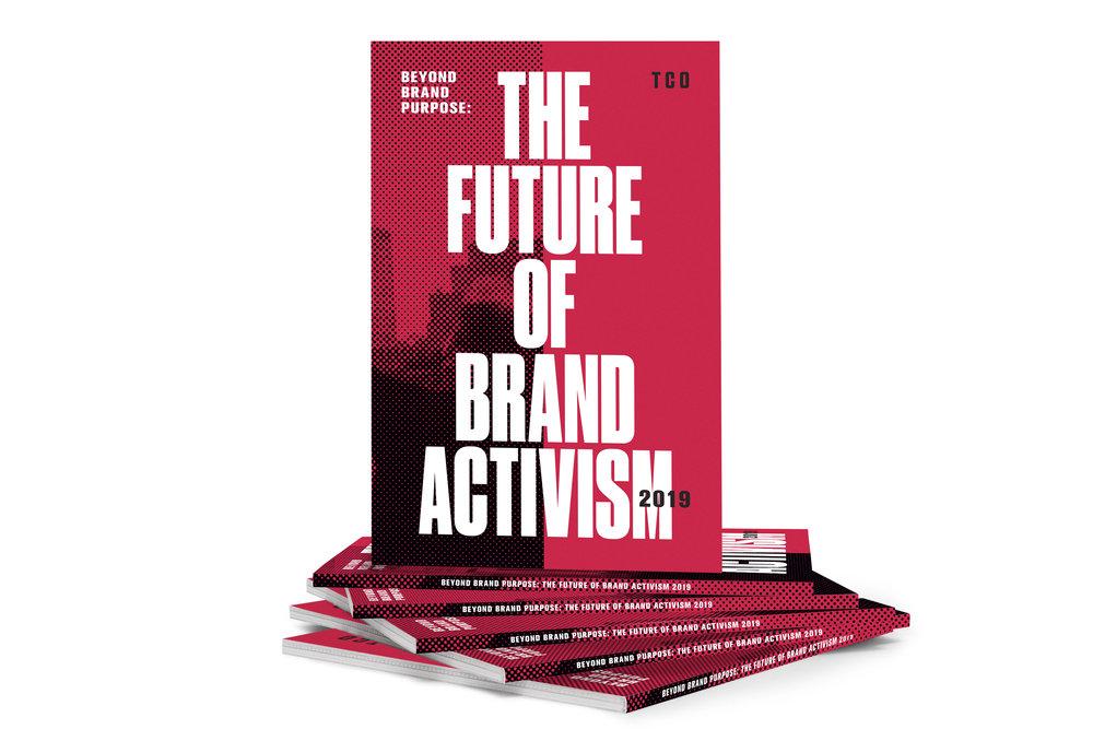 TCO FUTURE OF BRAND ACTIVISM REPORT