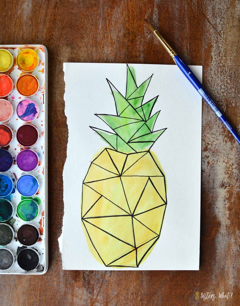 pineapple watercolor free card printable.jpg