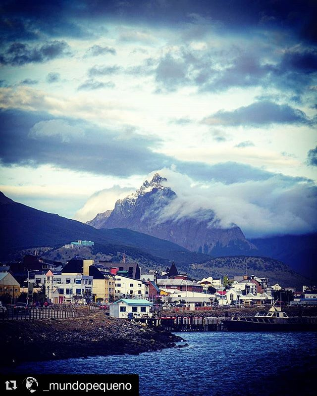 Two years ago today we arrived to Ushuaia, Argentina. It was a windy, solitary beginning to a beautiful trip. ・・・ Psyched to be in Ushuaia - pray that our bikes meet us here!  #bikes #cycletouring #biketouring #bicycletouring #adventure #adventurecycling #panamerica #mundopequeno #elmundopequeno #southamerica #sudamerica #aventura #worldtraveler #worldtravelpics #world #mundo #aventuras #trails #travel #viajes #nature #humanity #culture