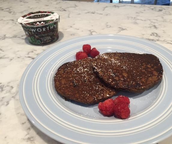 Amy Padilla's Worthy Pancakes.JPG