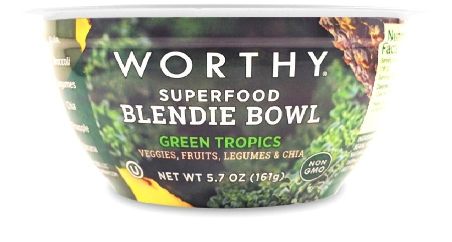 Green Tropics 5.7oz Blendie Bowl