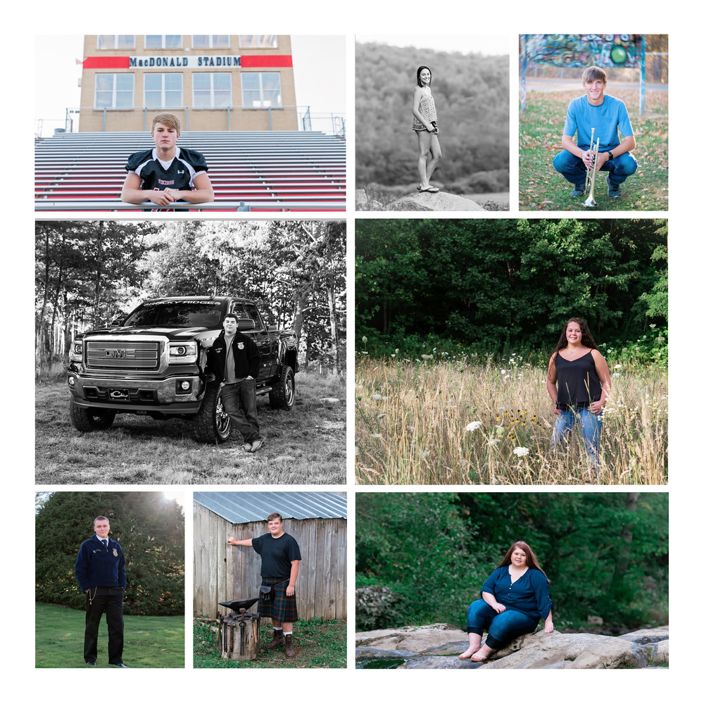 A YEAR OF SENIORS | SHANNON BENFIELD PHOTOGRAPHY