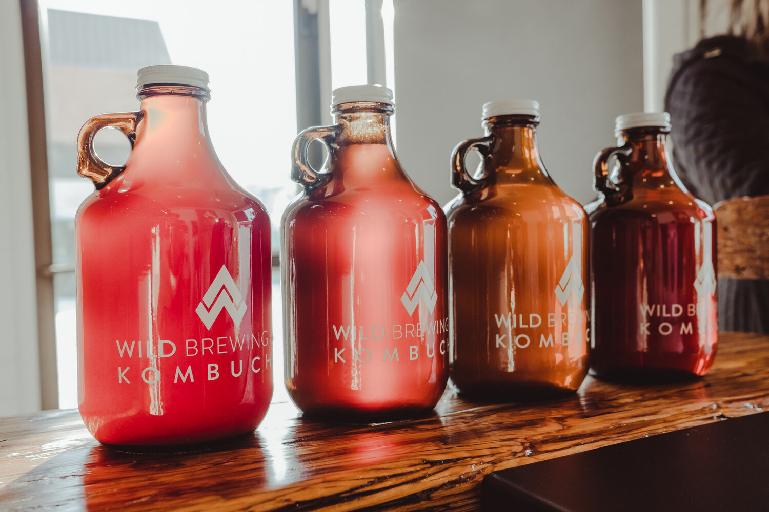 Monthly Kombucha Subscription   Wild Brewing Co.