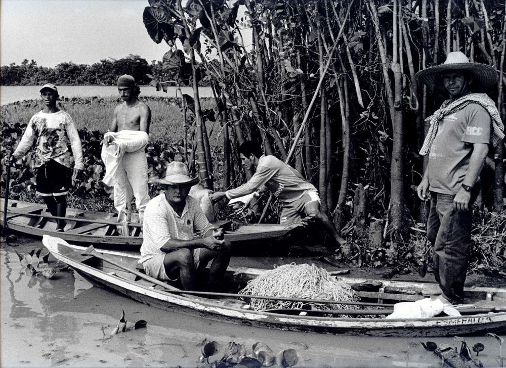 Pesca no Baixo Amazonas