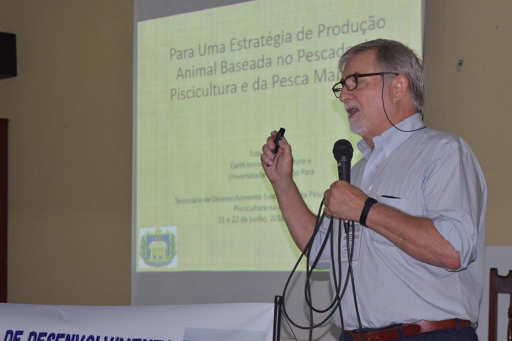 David McGrath |Earth Innovation Institute/ UFOPA
