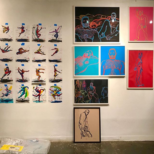 Gay Art Fair@ Leslie Lohman Project Space, opening Friday Oct.5, 6-8pm. Gallery hours,Sat/Sun Oct6/7, 12-6pm 127-B  Prince Street, NYC