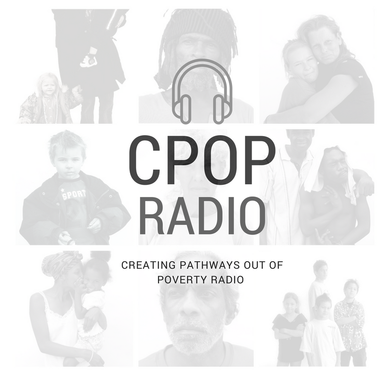 podcast series - CPOP Radio is home to the Creating Pathways out of Poverty Podcast. It's LA's number one source for all things non-profit, and we're covering everything from financial literacy, to corporate giving, to eradicating homelessness. You'll hear directly from the most engaging leaders in LA, on the issues that face our city today and in the years to come.