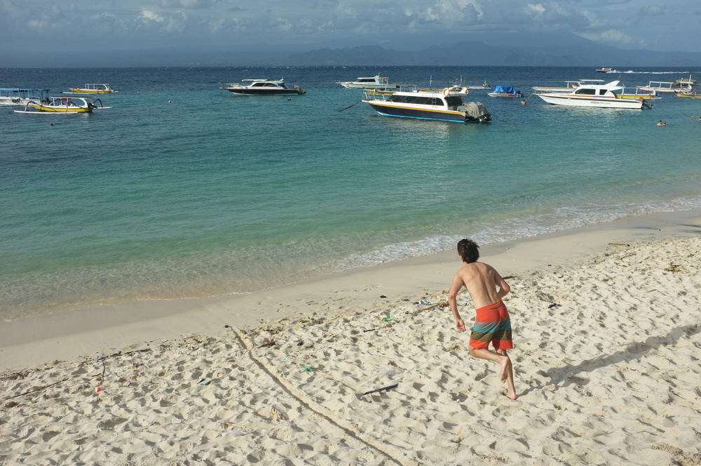 Make a break for Bali!  || 📷 Ryan Moore