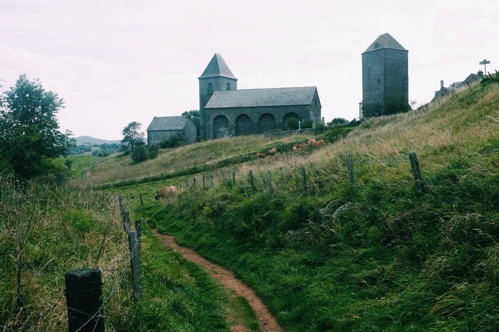 Gorgeous old villages.