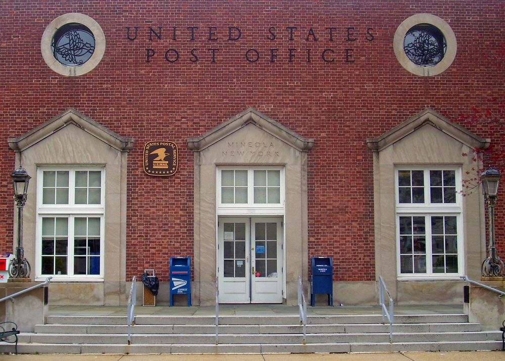 United States Postal Service Post Office