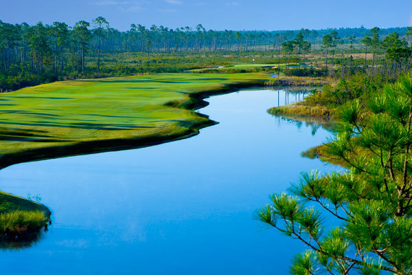 The Preserve Golf Course in Biloxi