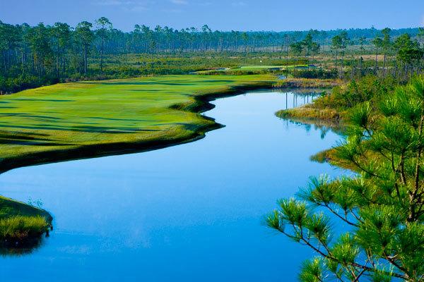 The Preserve Golf Course in Biloxi