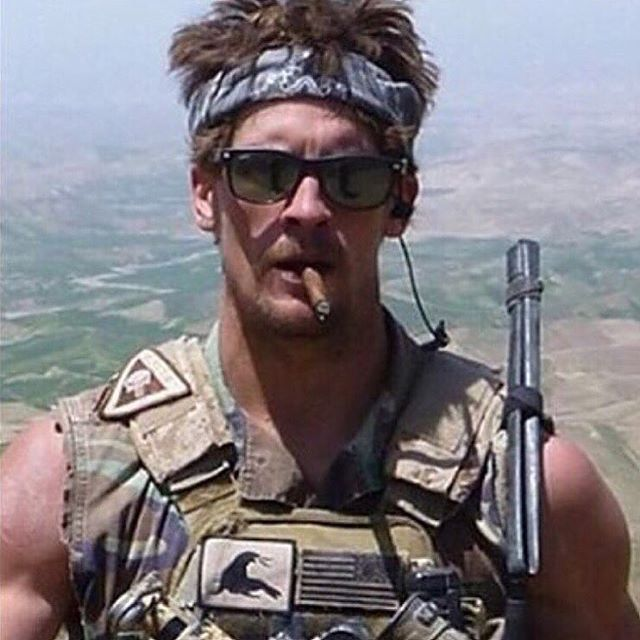 This is Navy Seal Charles Keating IV. He was killed in action yesterday in Afghanistan. Part of me wants to be like him but I'm not that brave. #RIP #supportthetroops #navyseals