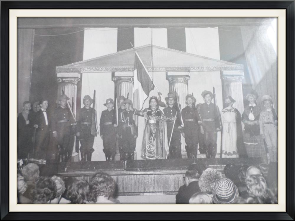 1916-1966 Cómóradh Cuimhne
