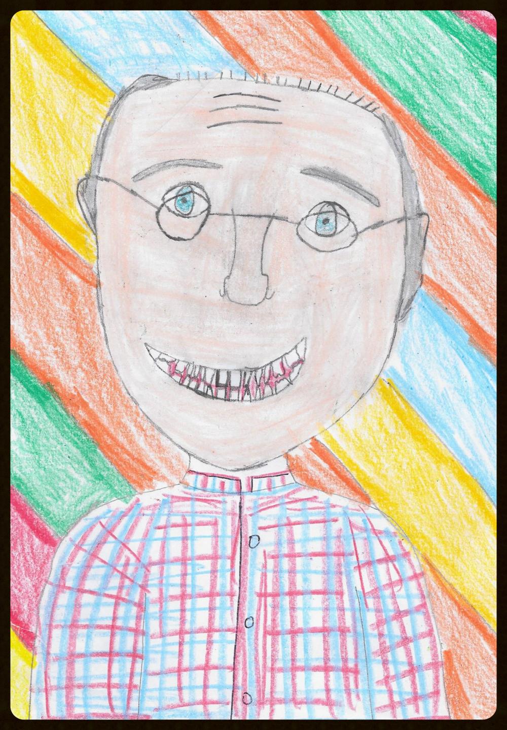 Joe McCann - School Caretaker