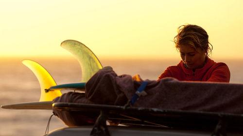 belinda baggs lava girl surf