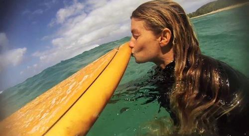 leah dawson lava girl surf