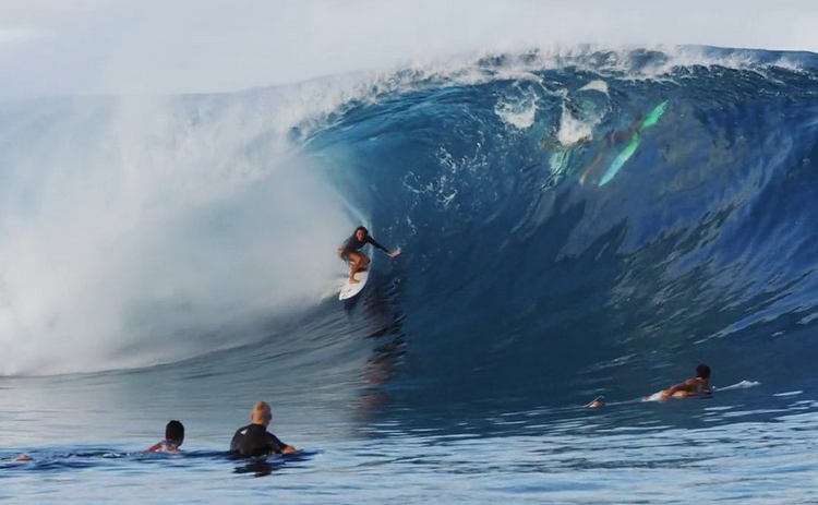frankie morgan maaseen lava girl surf