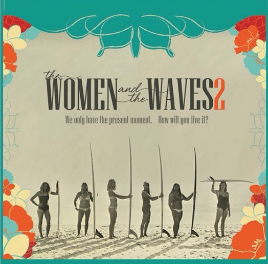 Women and the Waves 2 Lava Girl Surf