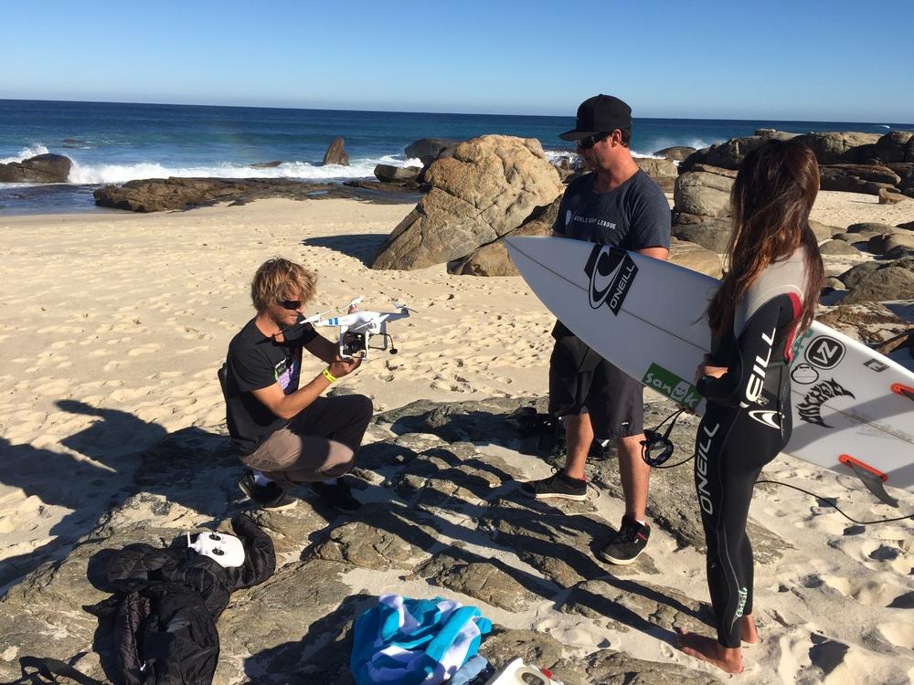 Aloha Nalu Steven Briand NYC Women's Surf Film Festival