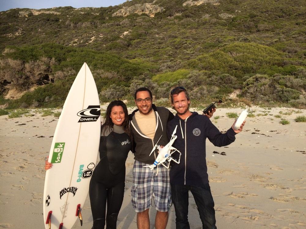aloha nalu steven Briand nyc women's surf film festival 2016 lava girl surf
